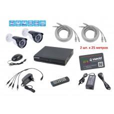 Комплект видеонаблюдения VSD-N7S14/229W2.25