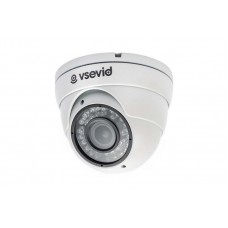Turbo HD-TVI Видеокамера VSD-U812D1 White