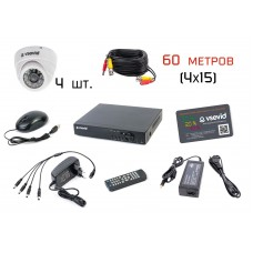 Комплект видеонаблюдения VSD-X2S8/461W2.15
