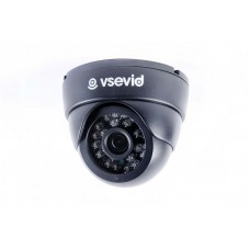 HDCVI Видеокамера VSD-U612B1-N Black