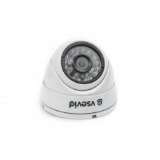 Видеокамера VSD-I714B1-AP White