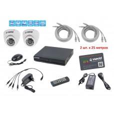 Комплект видеонаблюдения VSD-N8S14/261W2.25