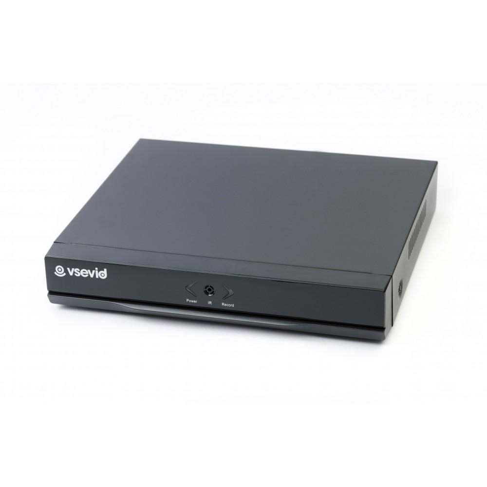 Сетевой видеорегистратор VSD-NVR0815-S14