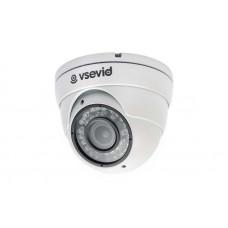 Видеокамера VSD-I815D3-P White