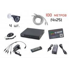 Комплект видеонаблюдения VSD-N1S14/429W2.25