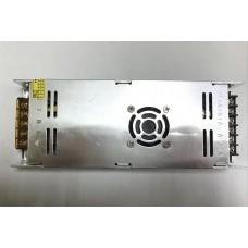 Блок питания Yidashun 5V 60А (300Вт) (перфорированный, с кулером, Slim)