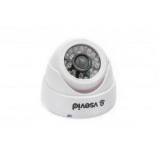 Видеокамера VSD-U612B1 White