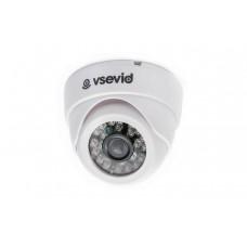 HDCVI Видеокамера VSD-U614B1 White
